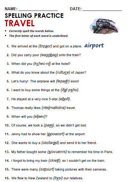 visit to airport essay