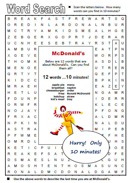 McDonald's - All Things Topics